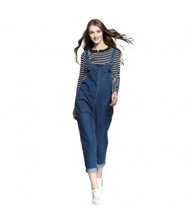 Jeans Woman Denim Women's Overalls Ripped Jeans for Women High Waist Jumpsuits Denim Pants jean femme Female Jumper Trousers...