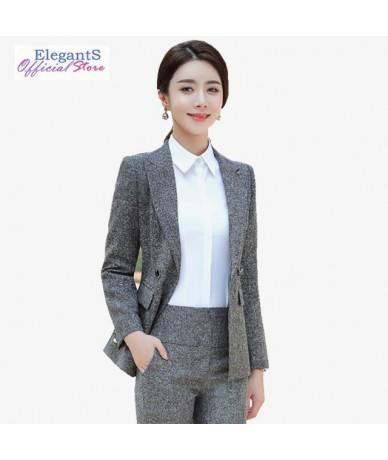Women Formal Blazers And Jackets Coat Female Outwear Office Lady Uniform Business Work Elegant 2019 Autumn Large Size 4XL XX...
