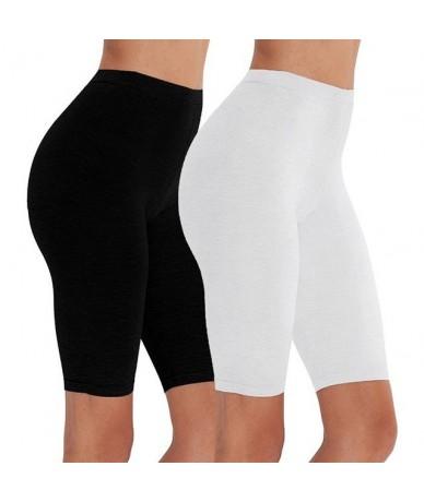 2pcs/3pcs pack Eco-friendly viscose spandex bike shorts for woman fitness active wear very soft comfortable M30181 - 2 pcs -...