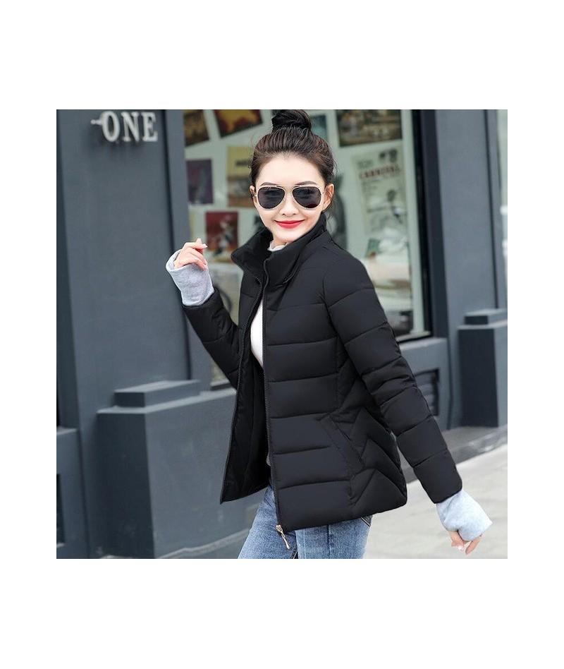 NEW Female warm fall winter coat fashion jacket women Plus size 4XL 5XL Winter womans Down jacket Thickened hood Winter jack...