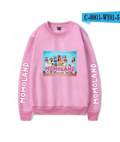 Women/men Casual Clothes 2019 Hot Sale Capless Long Sleeves Hoodies Sweatshirts Print Kpops Plus Size 4XL - WY01-5 - 4C30865...