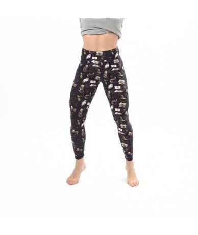 2019 women sport elastic leggings for fitness fashion brand new high waist stretch legging female plus size sportswear pants...