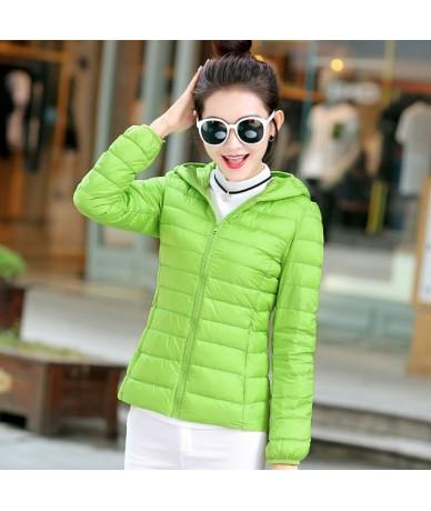 Plus Size 6XL Winter Down Jacket Women Eiderdown Outwear Winter Warm Coat Ultralight Big Sizes Large White Duck Down Coat Pa...