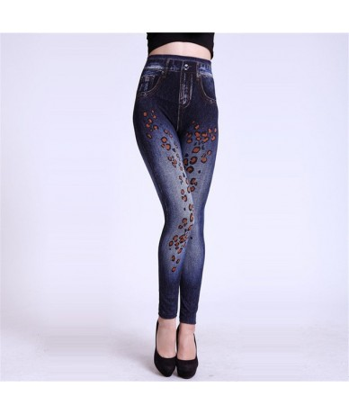 New Arrival Cotton Leggings Jeggings Jeans For Women Skinny Push Up Ankle Length Pants High Waist Stretch Seamless Legins - ...