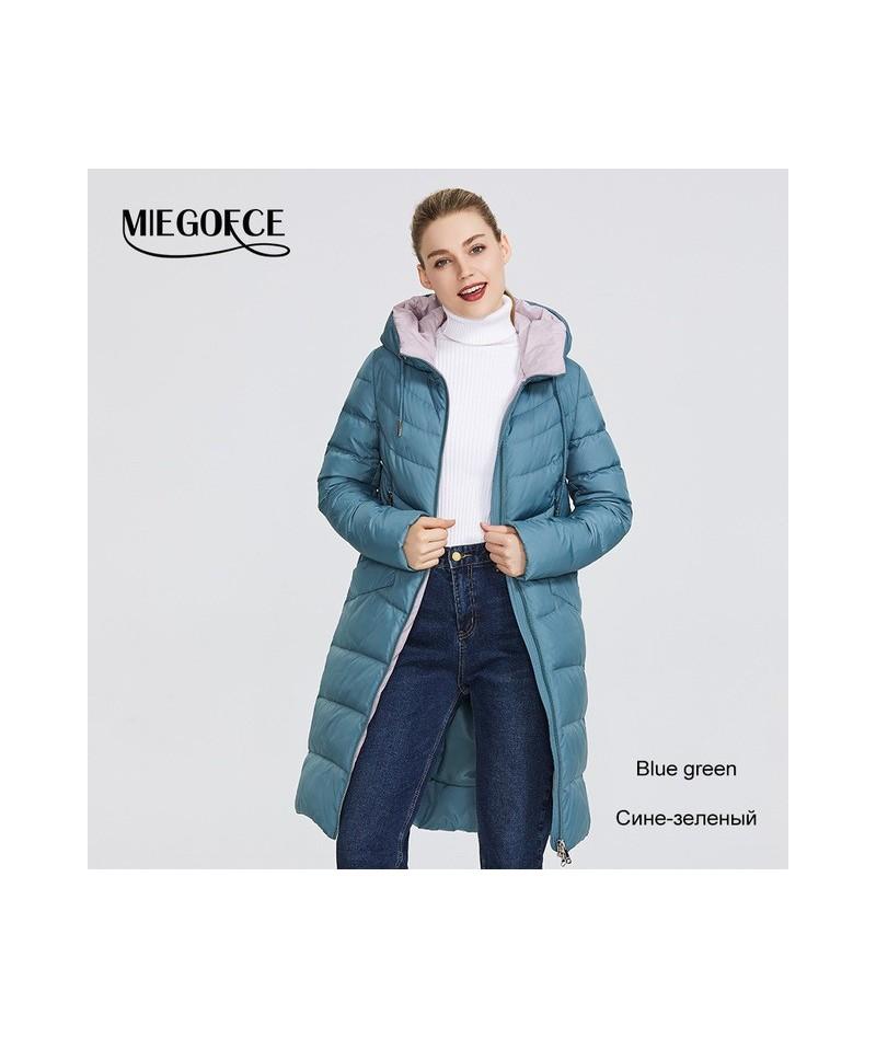 2019 New Winter Women's Jacket Coat Simple Women Parkas Warm Winter Women's Coat High-Quality Biological-Down Parkas - 702 B...