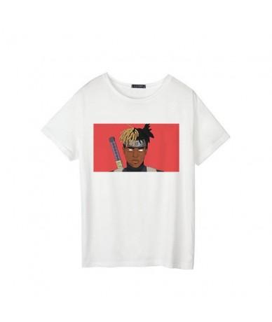 summer female fashion large size hip hop casual t-shirt large size S-2XL short sleeve new cartoon print T-shirt - 11 - 4H302...