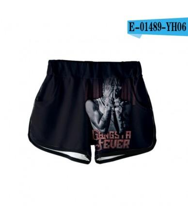 New 3D Clothes Casual 3D Print Women Summer Sexy Shorts 2019 Kawaii Casual Ladies Hot Top Sale Shorts Plus Size XXL - 3D - 5...