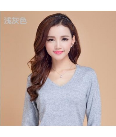 Cashmere Sweater 2019 Spring Autumn V-neck knitted Winter Sweater women sweaters and pullovers pull femme hiver jumper pullo...