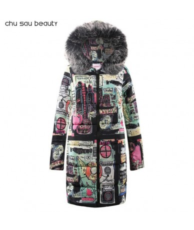 2019 Winter Jacket New Fashion Women Down jacket Slim Large size Hooded Jacket Students Women Thick Warm Cotton Outwear CY16...