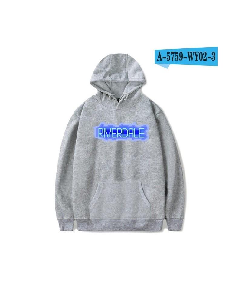 Women/Men American Riverdale Southside Serpents Hoodies Sweatshirts 2018 South Side Sweatshirt Hip-hop Popular Clothing - Gr...