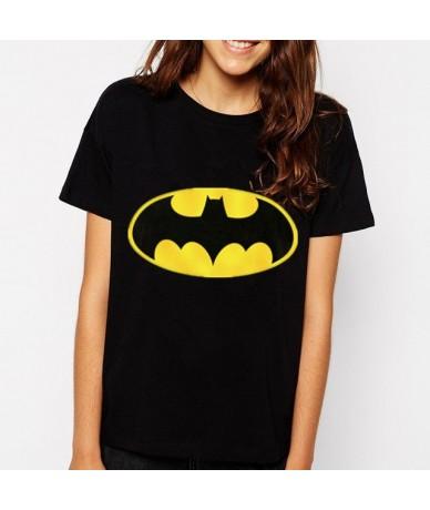 Black Is My Happy Color Letter Women Unisex Black O Neck T Shirts Printing Fashion Tee Black Tops - WTQH209-black - 4I350039...