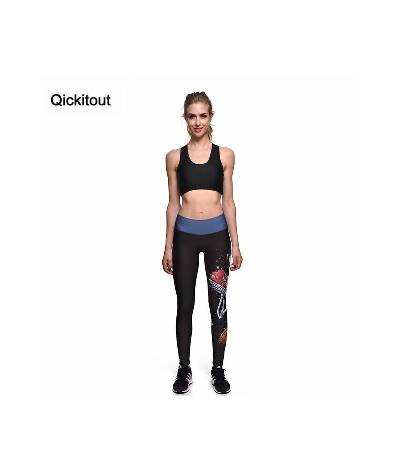 Leggings Popular Leggings Skull 3D Print Workout Leggings Women Sexy Fitness Pants For Joggers Ropa Mujer Clothing - 7 - 4T3...