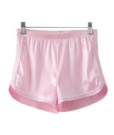 Women Slim Beach Dolphin Shorts Elastic High Waisted Sports Gym Short Pants - NO.3 - 4X4137368199-3