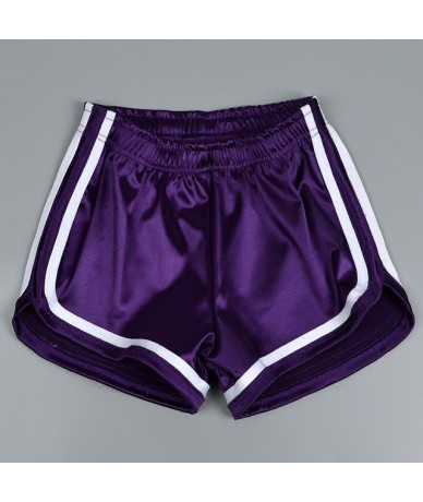 2018 Female Summer New Casual High Waist Shorts Women Home Wear korte broek vrouwen Loose Elastic Waist Wide Leg Shorts LY41...