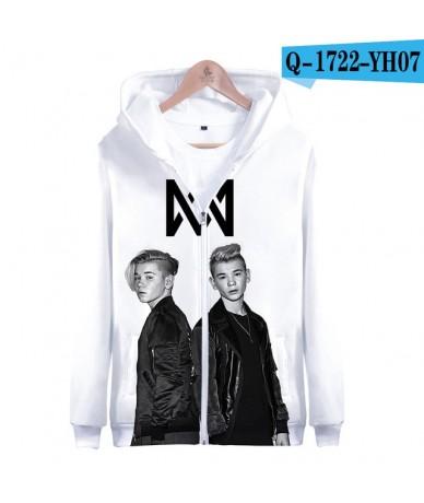 Zipper Jacket Marcus Martinus 3D Hoodies Sweatshirt Women/Men Marcus and Martinus Harajuku Hoodies Women Plus Size - Color ...