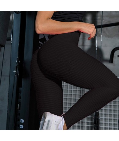 Women High Waist Leggings Workout Black Push Up Legging Pants 2019 Fashion Female Pink Elastic Fitness Leggins Femme Plus Si...