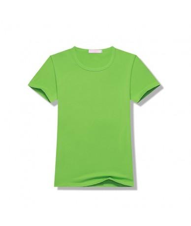 Summer Super soft white T shirts Women Short Sleeve cotton Modal Flexible T-shirt white color Size S-XXL - Green - 4H3058717...