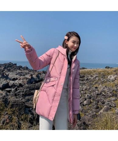 New Winter coat Female Korean Version Loose Short Cap Cotton Coat Jacket winter Coat down parka winter jacket women parka 88...