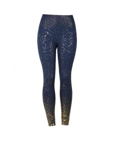 Women High Waist Fitness Leggings For Women Running Gym Scrunch Trousers Sporting Leggings Women&39s Clothing - Navy - 47308...