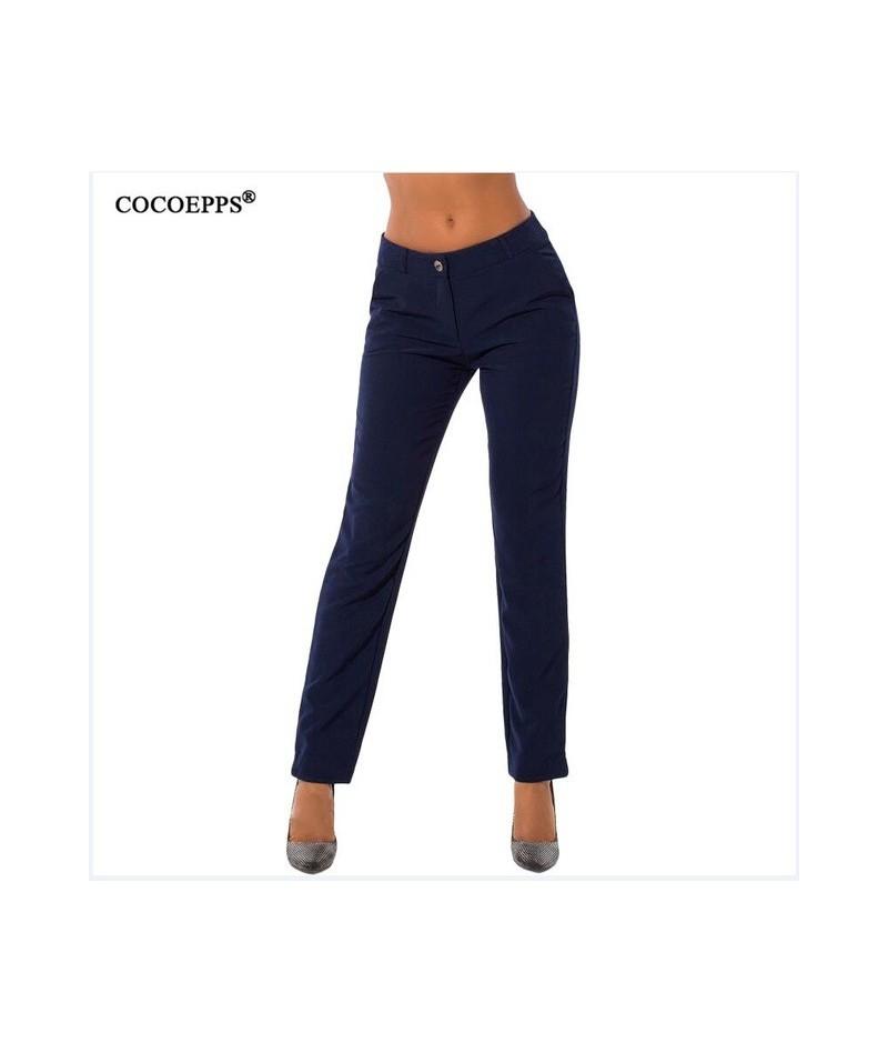Women Pants Plus Size Skinny Pencil Pants Women Solid Long Pants Large Size Trousers 2019 Hot Fashion Ladies Work Wear Pants...