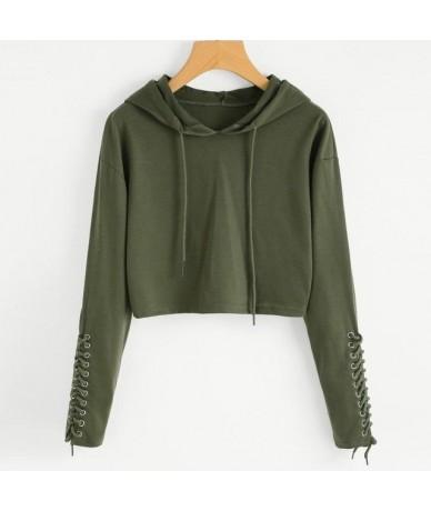 Women Hoodie Sweatshirt Jumper Top Coat Sports Pullover Tops Women's Sweatshirt Sweatshirt - A - 4H4159717943-2