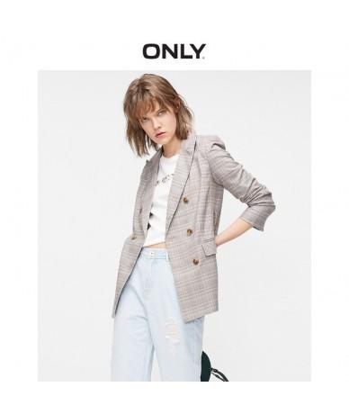 2019 Spring Summer New Women's Vintage Leisure Checked Blazer 119108531 - CHECK 9 - 464112489152-1