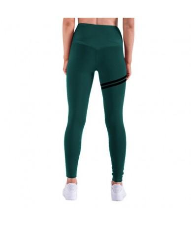 New Hotsale Women Gold Print Leggings No Transparent Exercise Fitness Leggings Push Up Workout Female Pants - Dgreen - 41300...