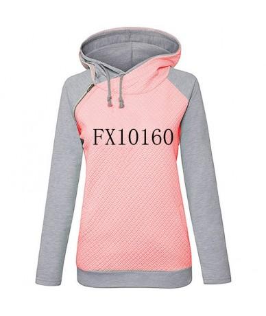 Hoodies For Women Logo Letters Print Kawaii Hoodies Women Sweatshirt Femmes Tops Hoody Youth Harajuku Print Buckle Plus Size...