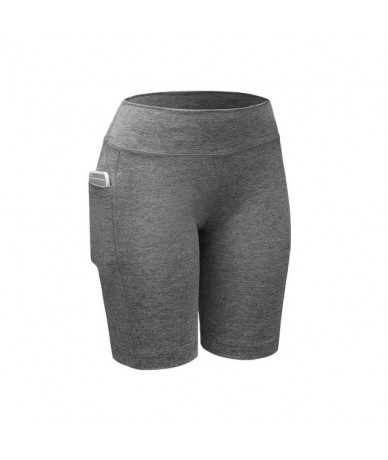 Summer Women Compression Shorts Quick Dry Skinny Elastic Breathable Skinny Stretchy Short Pants Women Fitness Dry Female - G...