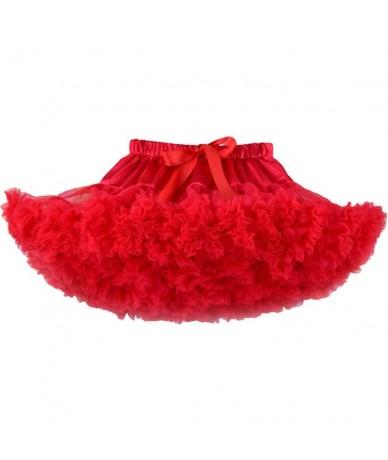 2019 Fluffy Tutu Skirt Teenage Girls Tutu Ballet Pettiskirt Women Adult Princess Tulle Party Dance Fashion Mesh Skirts Femal...