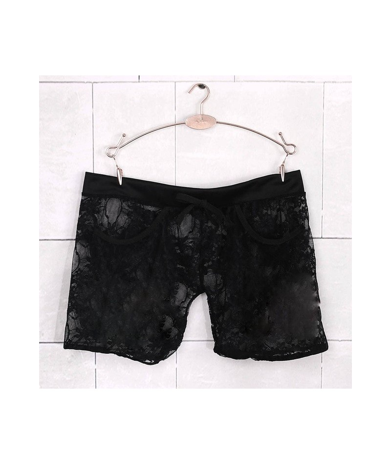 Sexy Women Lace Shorts Low Waist Female Summer Short Pants Harajuku Beachwear Ladies Boho Short Pants Plus Size Short Femini...