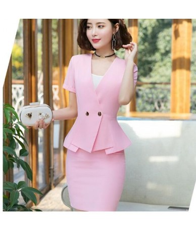 Fashion Women's Skirt Suits