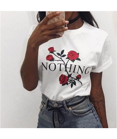 FRIENDS Letter t shirt Women tshirt Casual Funny Harajuku t shirt For Lady Girl Top Tee Female T Shirt Hipster Ladies Clothe...