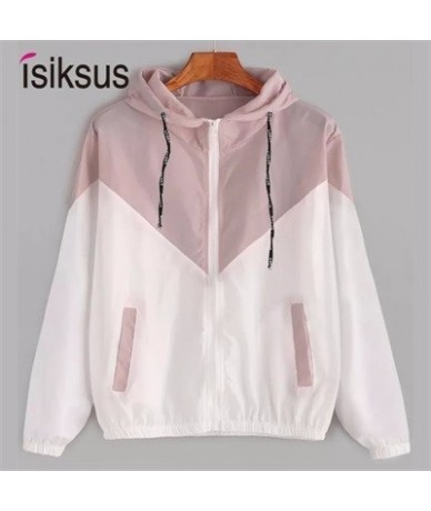 Black Windbreak Jacket Women Long Sleeve Hooded Coats Spring Autumn Casual Basic Jackets Plus Size 4xl for Women WJ017 - pin...