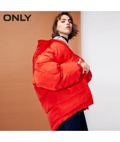 Women's Pocket Hooded Cotton Jacket 118322520 - MILK SHAKE PINK - 4B3062604274-3