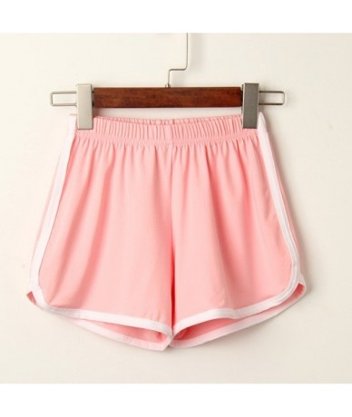 Hot Summer Street Casual Women Short Pants Women All-match Loose Solid Soft Cotton Casual Female Stretch Shorts Plus Size - ...