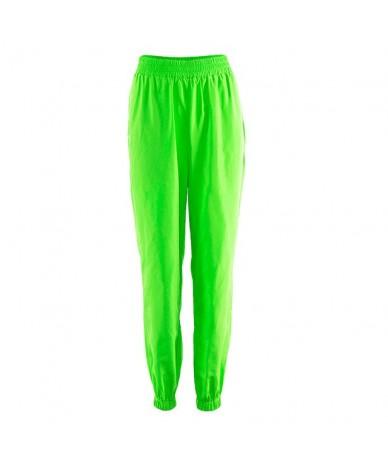 Casual Loose Hip Hop Cargo Pants Women Fluorescent Green Yellow Blue Harajuku Ladies Trousers Streetwear Sweatpants Summer 2...