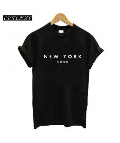Black T Shirt Women Letter You Decide Print Harajuku Fashion Short Sleeve T-shirts Women Graphic Tees Tops Female Tee Shirts...