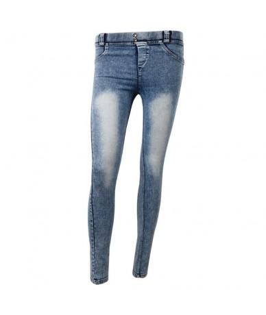 Fashion Women Solid Push Up Blue Sexy Denim Jeans Full Hip Skinny High Waist Stretch Jeans For Female Fashion Slim Pencil Pa...