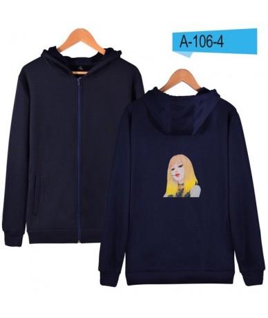 Popular Blackpink Hooded Sweatshirt Women Korean Kpop Team Women Hoodies Sweatshirts Zipper Fashion Winter Casual Funny Clot...