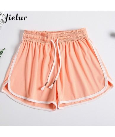 Elastic Waist Shorts Women 5Colors Casual Plus Size S-5XL Simple Shorts Female Summer Solid Comfortable Short Feminino - Pin...