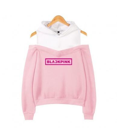 blackpink hoodie women Kpop Sweatshirt blackpink sweatshirt Hip Hop Printed Hoodies Clothes Pullover sweatshirts Feminina gi...