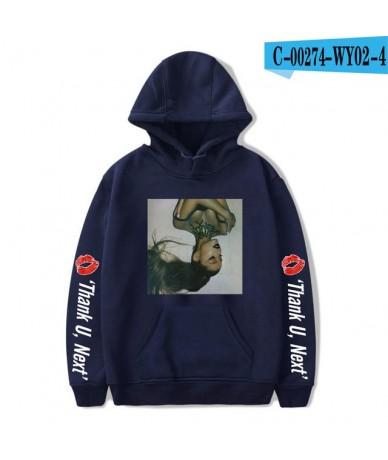 Ariana Grande Hoodies Sweatshirt thank U next 2019 New Album Casual Fashion Printed HighStreet Women/Men Oversize Sweatshirt...