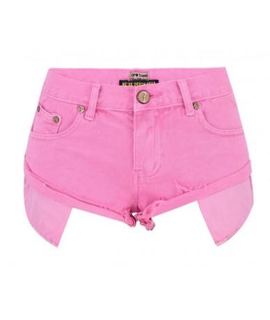 2019 Summer Fashionable Biker Female Shorts Sexy Slim Short Jeans Womens High Waist Tassel booty Denim Shorts For Women Jean...