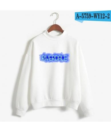 Frdun Tommy American TV Riverdale Sweatshirt Women/Men Hip Hop Female Fans South Side Hoodie Sweatshirt Fashion Casual Cloth...