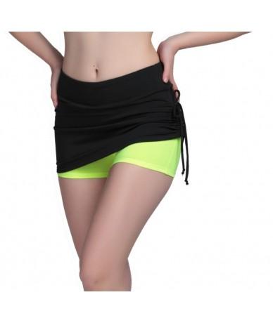 Women Summer Skirt Shorts Fitness Women's Casual Bow Cool Adventure Time Short Fitness Workout Shorts Active Bottom 2016 - B...