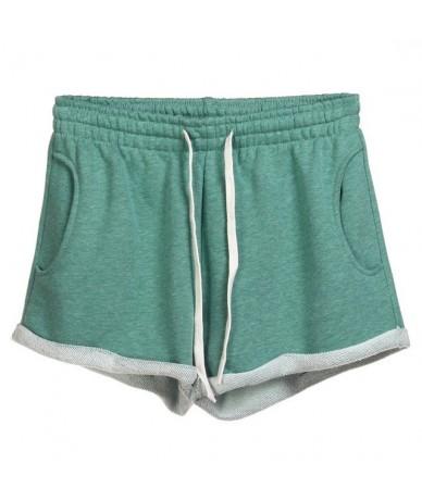 Women's Shorts Summer New Cotton Women Fashion Bikes Elastic Waist Loose Shorts Wide Legs Casual Female Short Plus Size Lace...
