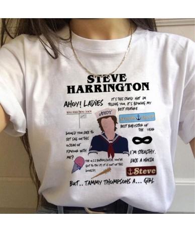 Stranger Things Season 3 Harajuku Eleven T Shirt Women Upside Down Ullzang 90s T-shirt Funny Print Tshirt Graphic Top Tee Fe...