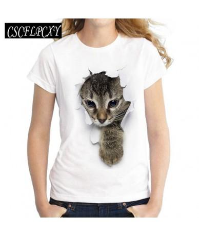 Fashion Russian Letter Print Women T-shirts tops White Black Short Sleeve Harajuku Casual Slim tshirt tees FOR Lady - 23 - 4...