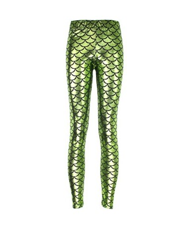 Drop ship 9 color S-L plus size Fashion Hot women's colorful sexy women Mermaid New Leggings Slim mermaid chamelion leggings...